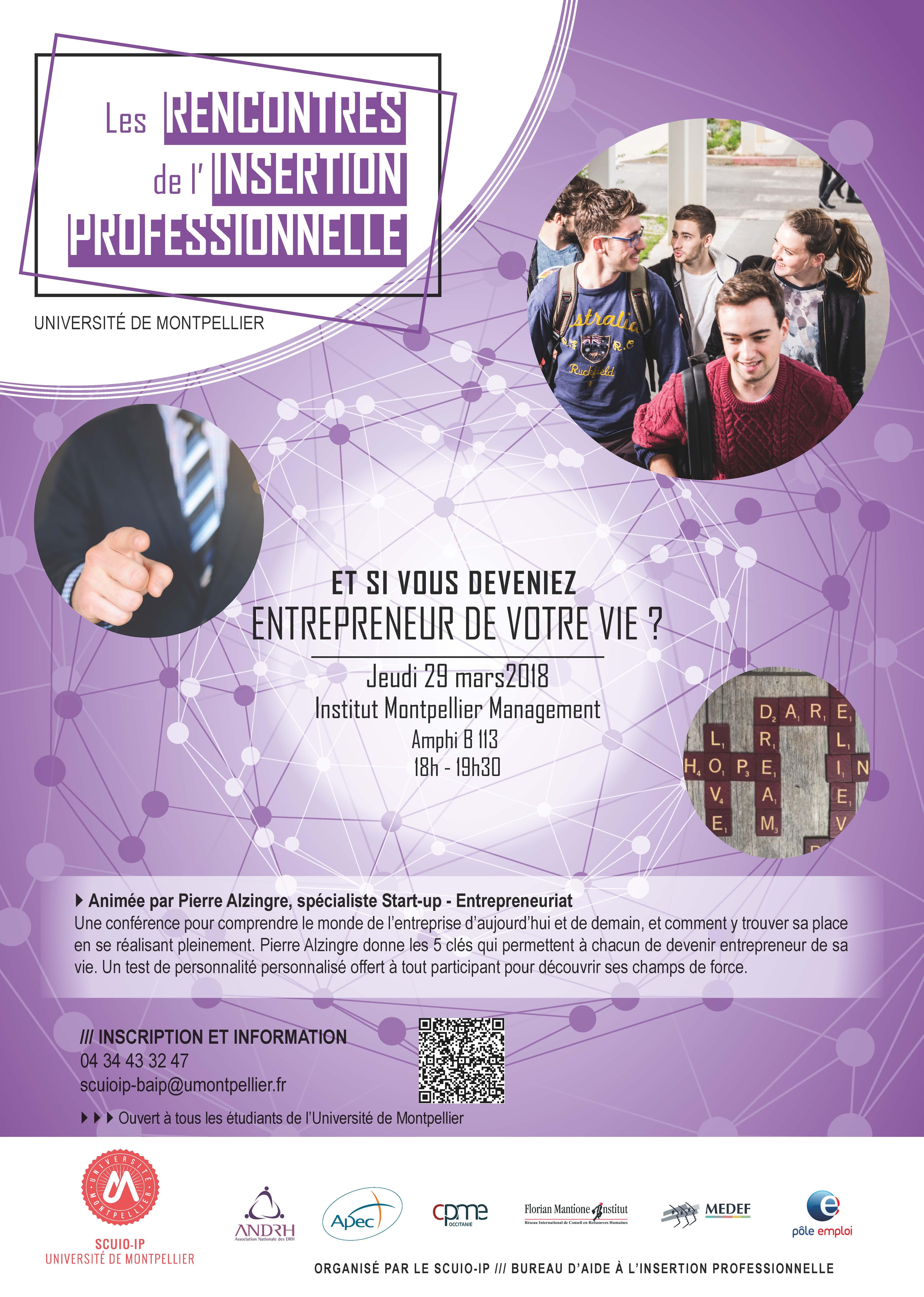 Le CEFE et l'OSU OREME aux 3e rencontres R à Montpellier